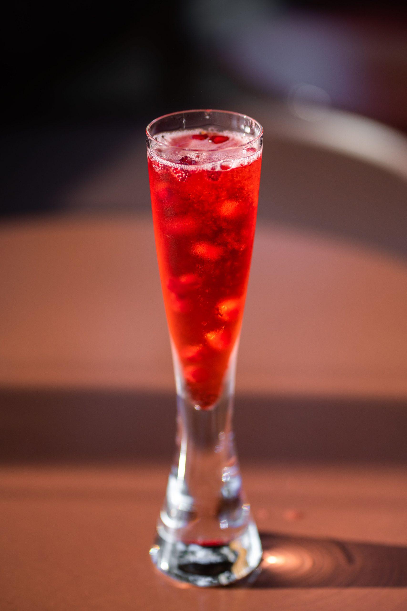 LOVE LUST Valentine Cocktail of 2021